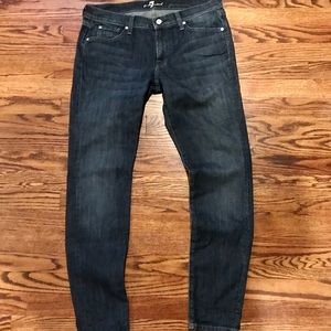 7 For All Mankind Jeans - lightly worn